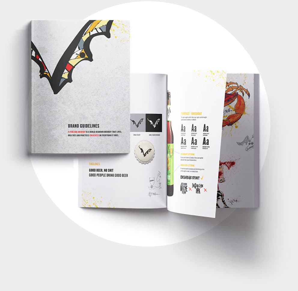 Flying Dog Brand Guidelines